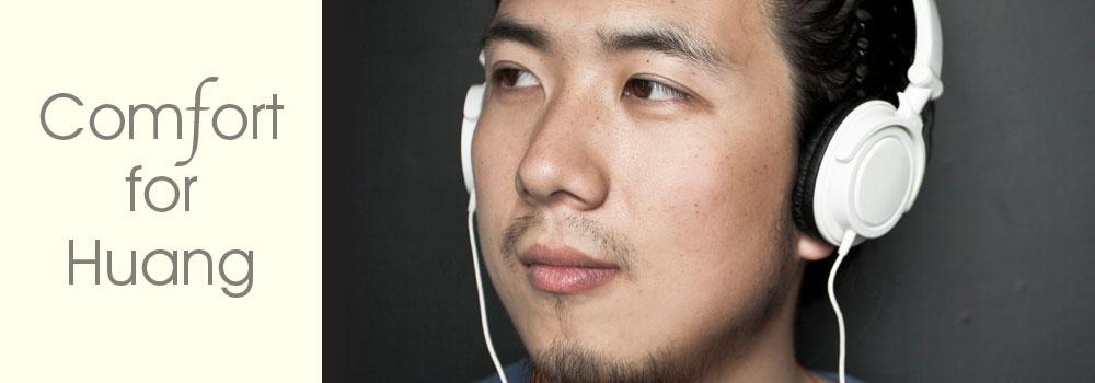 Comfort for Huang - Comfort Ear Natural Moisturizer